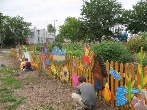 Soil & Creativity - YAAW Mural