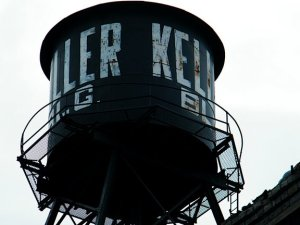 Keller Building Tower