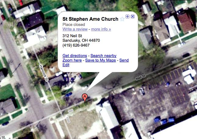 SANDUSKY, OH – St  Stephen Church Builds Community Garden